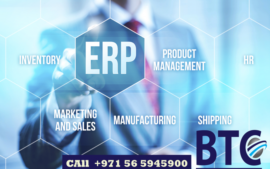 The Effectiveness of ERP for Small Businesses UAE