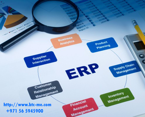 Enterprise Resource Planning or ERP Solutions For Customer Satisfaction
