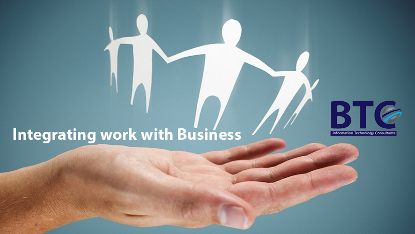 HR Software in UAE for integrating work with Business
