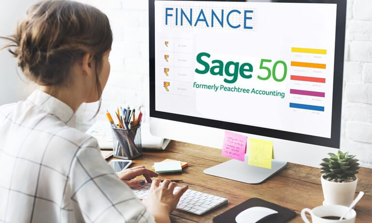 Make Your Business Processes Easier With Sage 50 ME Solution In UAE