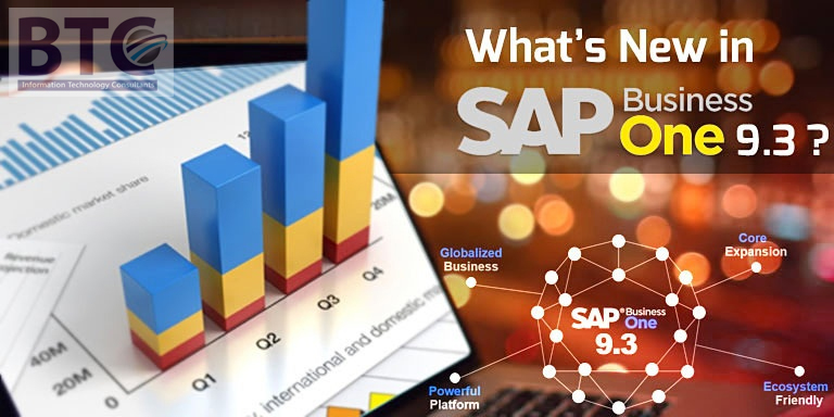 What Is New In SAP Business One 9.3 – A GUIDE?