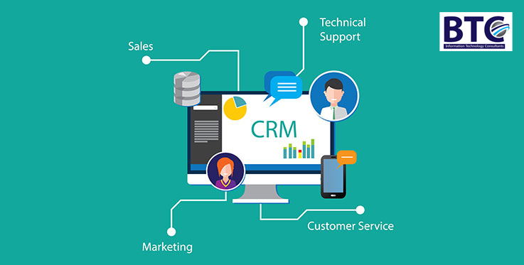 What Benefits Your Business Can Extract Through Sage CRM Software?