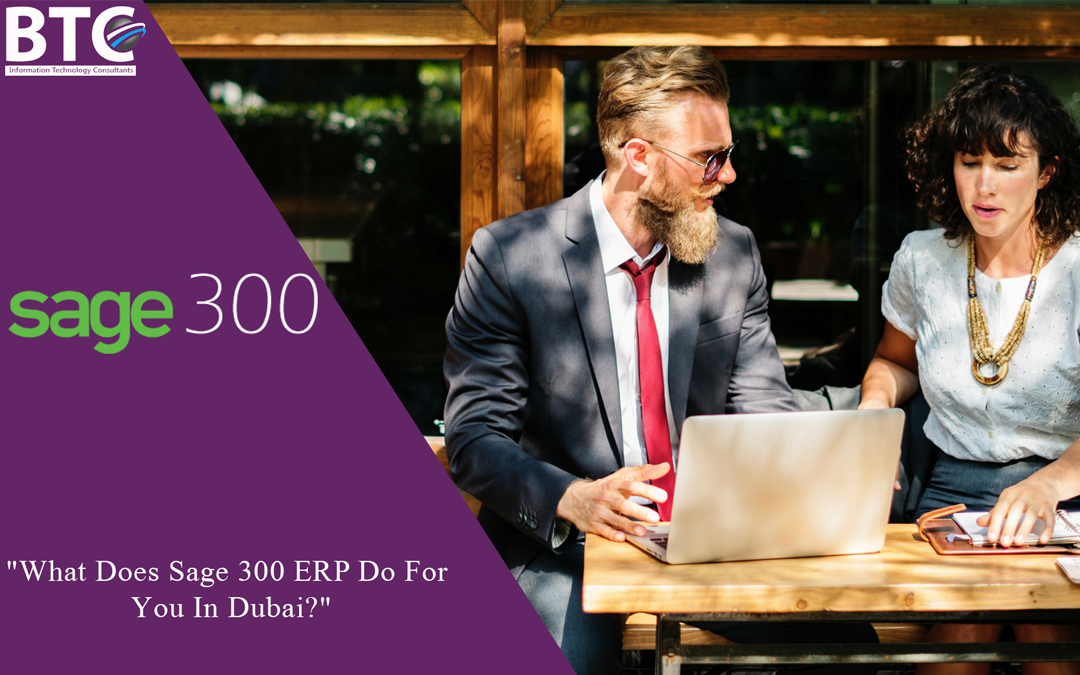 What Does Sage 300 ERP In Dubai Do For You?