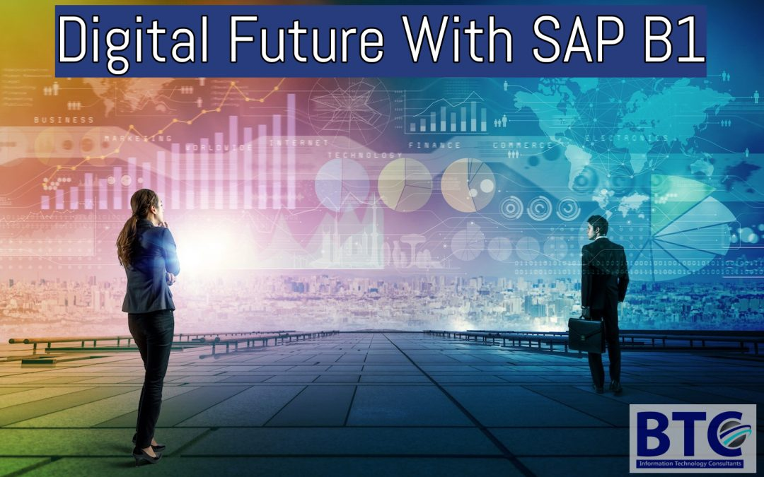 Building A Digital Future For Your Customers Through SAP B1 In UAE