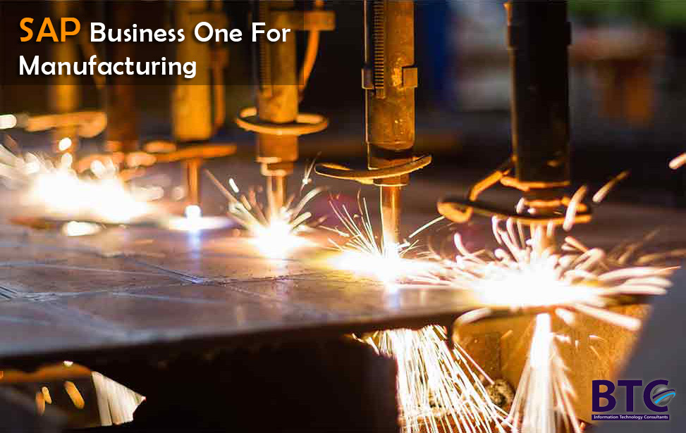 Digitization Of Manufacturing Companies Through SAP B1 In UAE