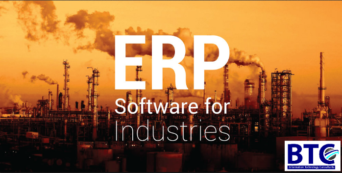 ERP Assisting Different Industries To Become Smarter With Automation