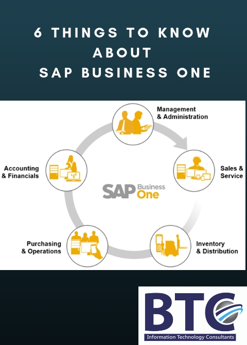6 Things To Know About SAP Business One