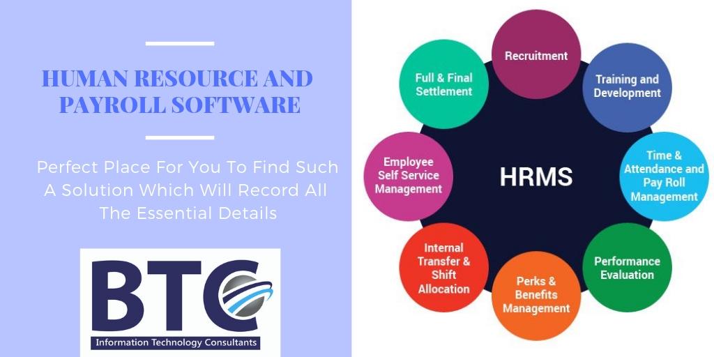 HR software in dubai