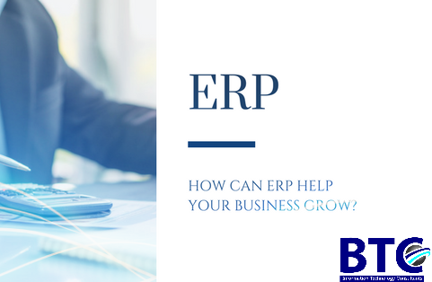 How Can ERP Help Your Business Grow?