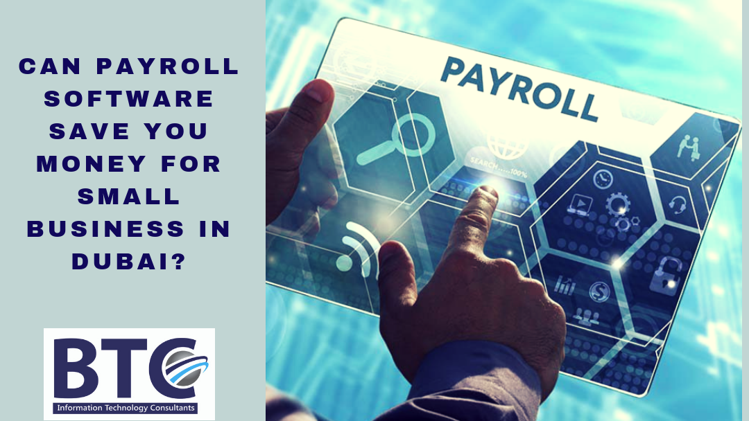 Can Payroll Software Save You Money For Small Business In Dubai?