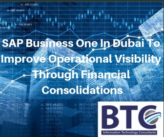 SAP Business One To Improve Operational Visibility Through Financial Consolidations