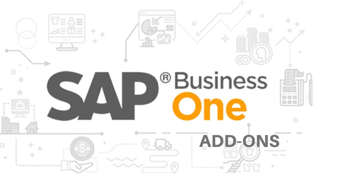 SAP B1 ADD ONS DUBAI