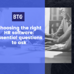 Choosing the best HR software: Essential questions to ask | BTC Dubai