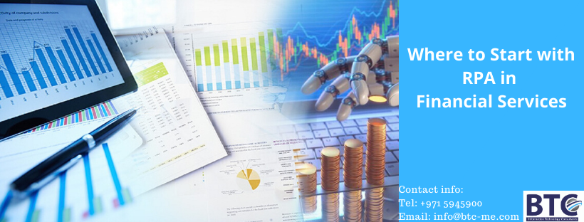 Where to Start with RPA in Financial Services in UAE and Qatar